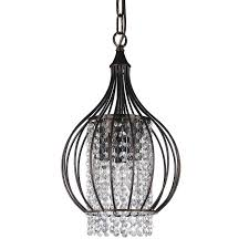 shade crystal chandelier antique bronze metal bell shade crystal chandelier pendant light