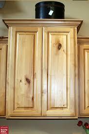 oak wood ginger amesbury door knotty alder kitchen cabinets