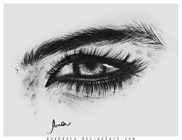 eye drawing by anabdero on deviantart