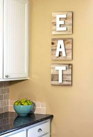 diy kitchen wall decor ideas 16 stunning kitchen wall decorating ideas futurist architecture