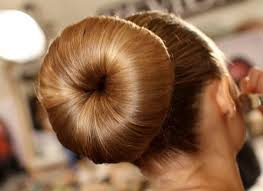 hairstyles with a hair donut donut bun beauty and style