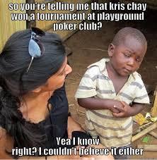 Troline Meme - skeptical third world kid memes quickmeme