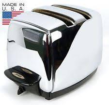 Toasters Made In America Vintage Sunbeam Toaster Toasters Ebay