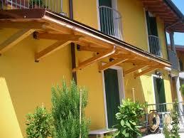 preventivo tettoia in legno pensiline in legno pergole e tettoie da giardino