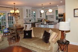 pictures of kitchen living room open floor plan trend with