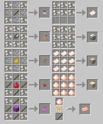 Map Crafting Recipe Juju U0027s Clothingcraft Mod 1 8 9 1 7 10 9minecraft Net