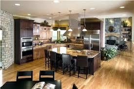 open floor plan kitchen designs open floor plan kitchen traditional living room open floor plan