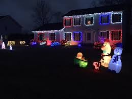 dancing lights in nashville must see christmas light displays in northeast ohio