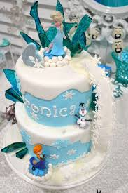 12 amazing frozen birthday cakes catch party