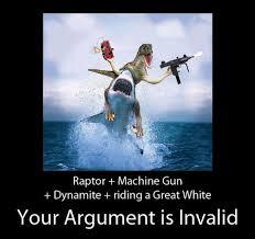 Velociraptor Meme - beautiful laser meme shark with an rpg riding a velociraptor memes