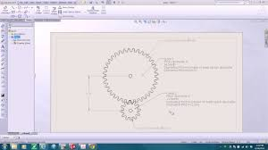 solidworks 2012 spur gears with toolbox youtube