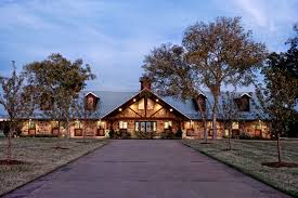 House And Barn by El Milagro Retreat Working Equestrian Ranch In Hickory Creek