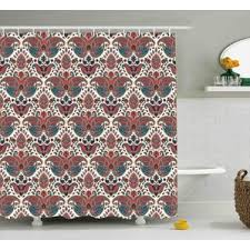 Oriental Shower Curtains Paisley Shower Curtains You U0027ll Love Wayfair