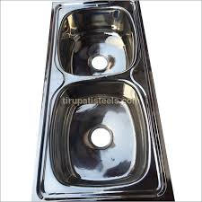 double bowl kitchen sinks manufacturer supplier in delhi india