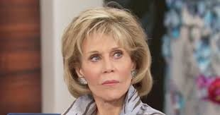 megan kelly s new hair style jane fonda did not come to play with megyn kelly