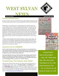 west sylvan middle homepage