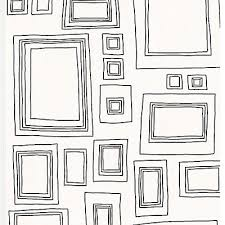 graham u0026 brown frames black white wallpaper the home depot canada