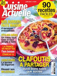 abonnement cuisine nouvel abonnement cuisine actuelle médiathèque de reichstett