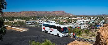 ayers rock to alice springs bus transfer aat kings