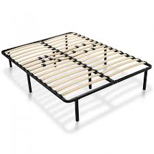 i semble platform bed frames with wooden slats rockler