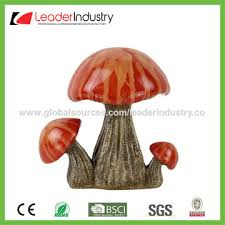 china sale garden lawn ornaments yellow color for