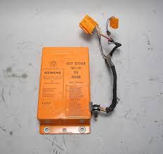 1982 1991 bmw e30 3 series e28 e24 e23 airbag sensor crash module