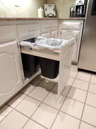 Kitchen Cabinet Trash Can Trash Talk Do Or Diy