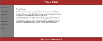 membuat web html membuat website dengan html dan php urbandistro