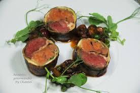 cuisiner pigeon dodine pigeon foie gras recette de chef cuisson basse température