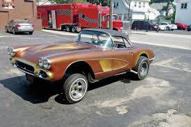1960 chevy corvette stingray 1960 chevrolet corvette gasser survivor finds