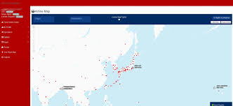 Japan Airlines Route Map by Jal Virtual Launches New Website Virtual Airlines News Phpvms