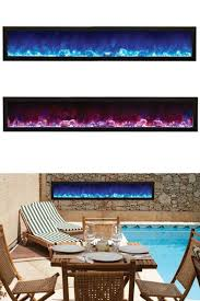 Outdoor Electric Fireplace 10 Best Outdoor Electric Fireplaces Images On Pinterest Electric