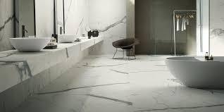 Statuario Marble Bathroom Calacatta Statuario Maximum Marmi Maximum White Marble Effect