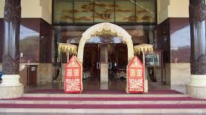 layout gedung dhanapala fnc wedding planner organizer your wedding partner