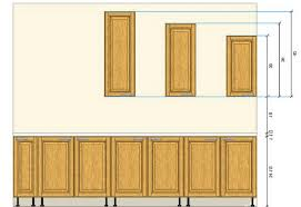 Kitchen Wall Cabinets Sizes Kitchen Wall Cabinet Sizes Kenangorgun Com