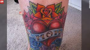 inked with love tattoos that honor mom cnn