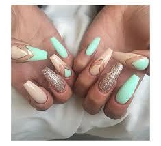best 25 mint nail art ideas on pinterest elegant nail art mint