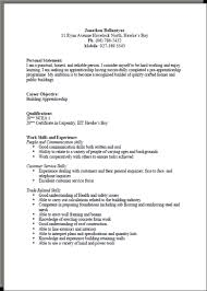 Sample Resume Nz by Cv Form Nz