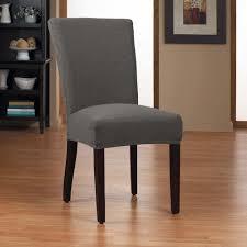 interesting sure fit stretch pique shorty dining room chair interesting sure fit stretch pique shorty dining room chair