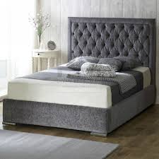 Box Spring Free Bed Frame by Bethel Fabric Upholstered Bed Frame Guaranteed Cheapest Free