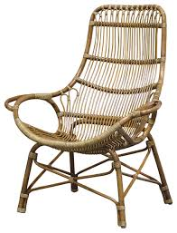 Palecek Bistro Chair Palecek Wicker Chair Ohio Trm Furniture