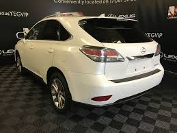 lexus white used used 2015 lexus rx 350 4 door sport utility in edmonton ab l13491a