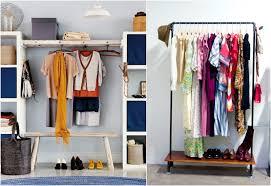 diy rangement chambre idées pour vêtements accessoires et maquillage