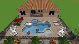 Custom Pool Designs Orlando Pool Construction Clermont Sanford - Backyard designs jacksonville fl