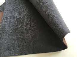 Leather Upholstery Fabric For Sale Stamping Leather Upholstery Material Suede Leather Fabric For