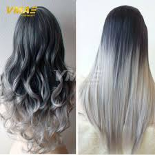 can ypu safely bodywave grey hair virgin lace closure straight or body wave 1b gray lace top closure