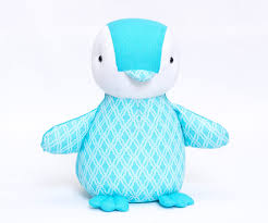 baby penguin sewing pattern and tutorial style sewing