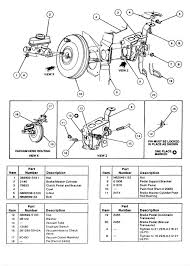 brake system and vacum leak taurus car club of america ford