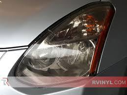 Nissan Rogue Fog Lights - rtint nissan rogue 2008 2013 headlight tint film