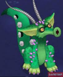 My Singing Monster My Singing Monsters Rare Sox Monster Gameteep